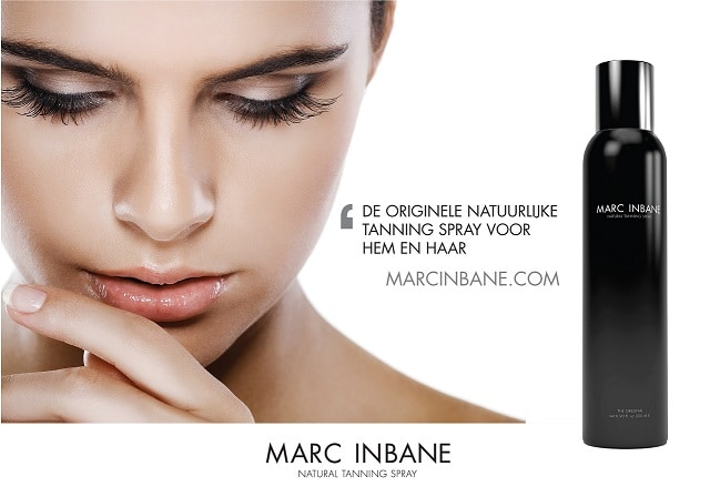 Marc Inbanne Naturel tanning spray